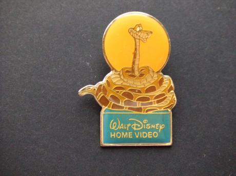 Walt Disney Home Video Kaa de slang