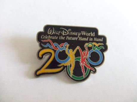 Walt Disney world jubileum