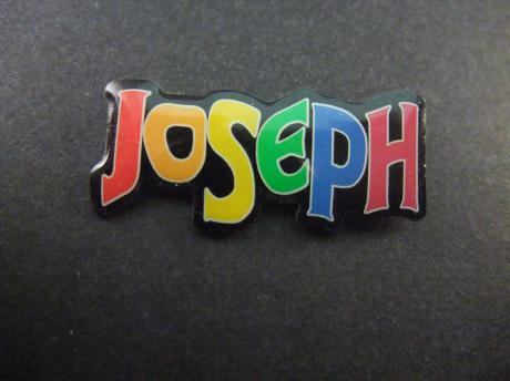 Joseph and the Amazing Technicolor Dreamcoat musical