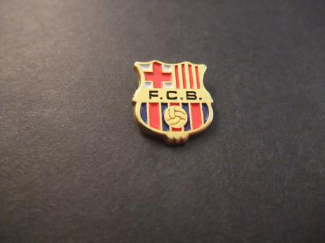F.C.B. ( FC Barcelona ) Spaanse voetbalclub