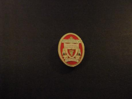 Liverpool Engelse voetbalclub (You'll Never Walk Alone)