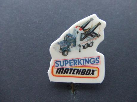 Matchbox Superking takelwagen