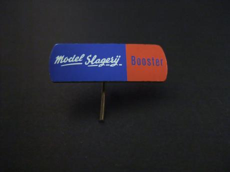 Booster model slagerij