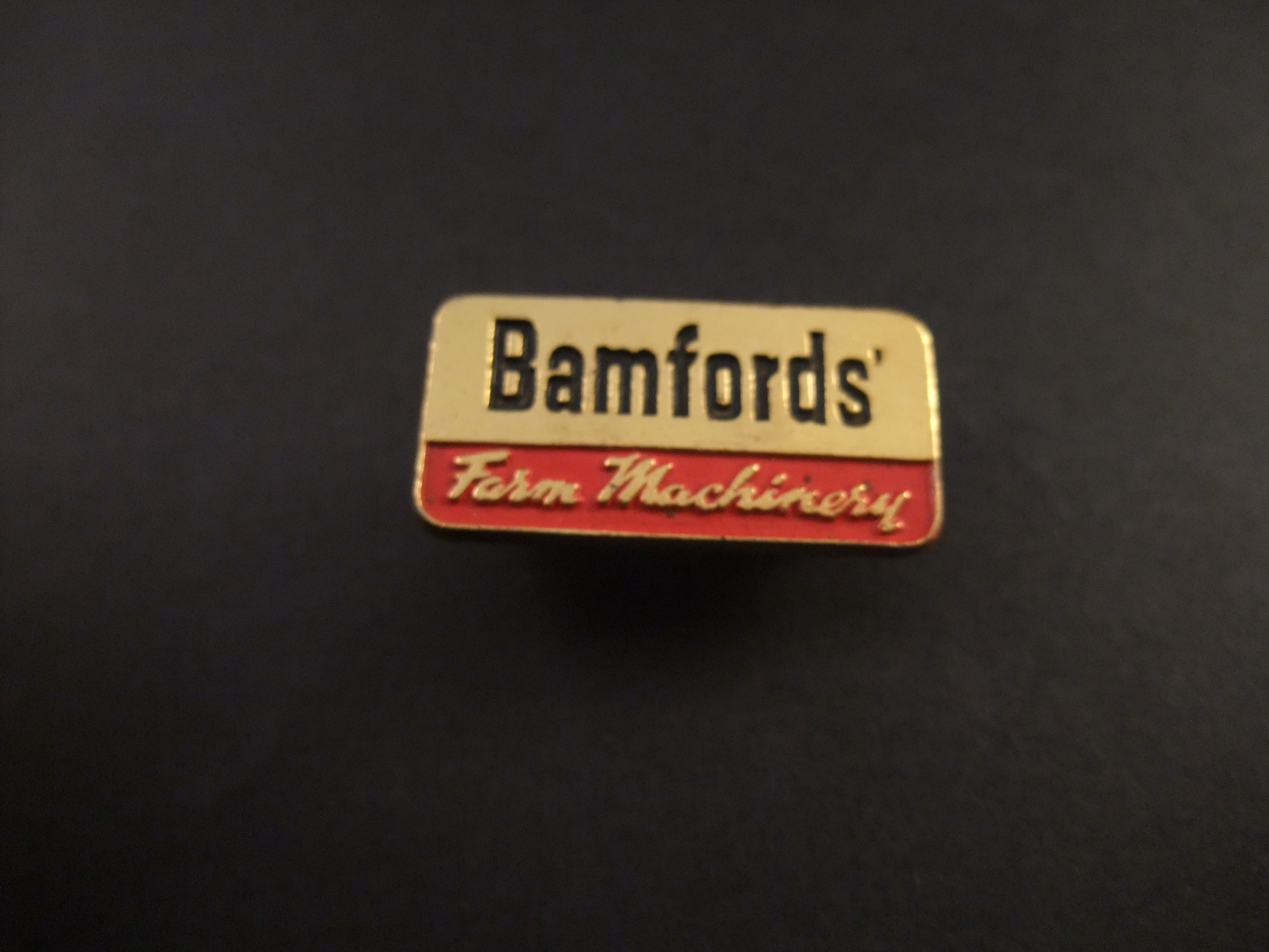 Bamfords farm machinery company ( landbouwmachines)