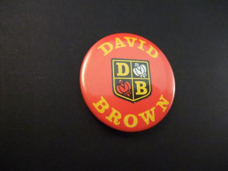 David Brown Engineering Limited Britse tractorfabriek,agriculture  machinery