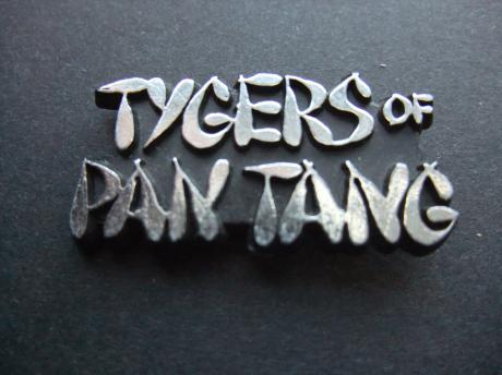 Tygers of Pan Tang metal band ,British heavy metal