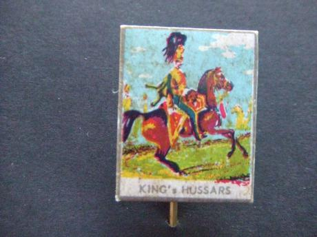 King's Hussars cavalry regiment of the British Army