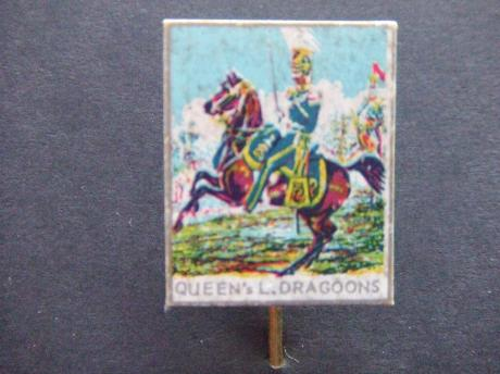 Queen's L. Dragoon Guards cavalry regiment British Army