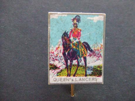 Queen's Lancers cavalry regiment British Army