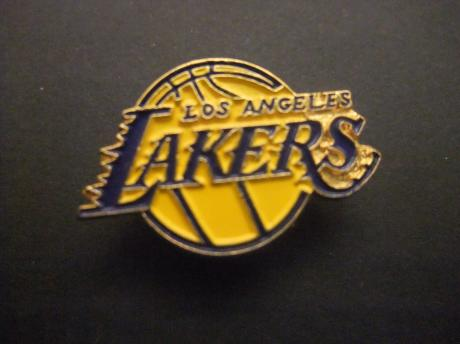 Los Angeles Lakers basketbalteam NBA logo