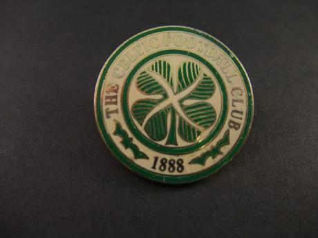 The Celtic Football Club 1888 ( voetbalclub uit Glasgow in Schotland )logo