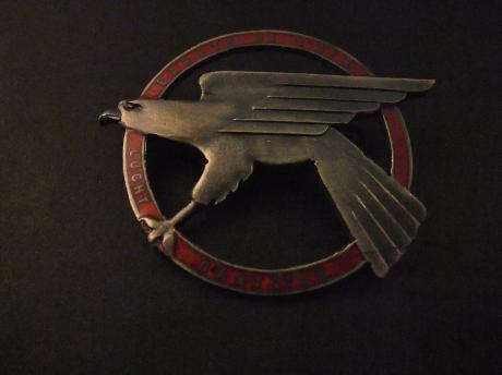 Royal Belgian Air Cadets logo open model
